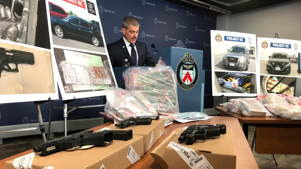 Third Windsor suspect arrested in 'Project Oz' drug and