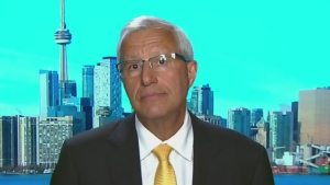 Minister Vic Fedeli comments on Bombardier