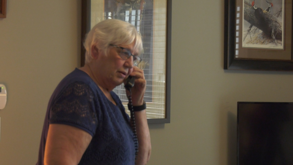 Jenny Antonio got concerned when she got a call to switch her TV/Internet/Phone service. The agent wanted personal information to do a credit check. What should you do?