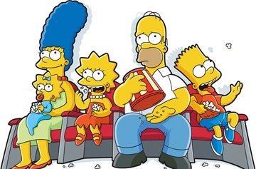 The Simpsons Movie Is Humour Packed But Not Excellent Ctv News
