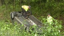 Rollover Crash Cumberland
