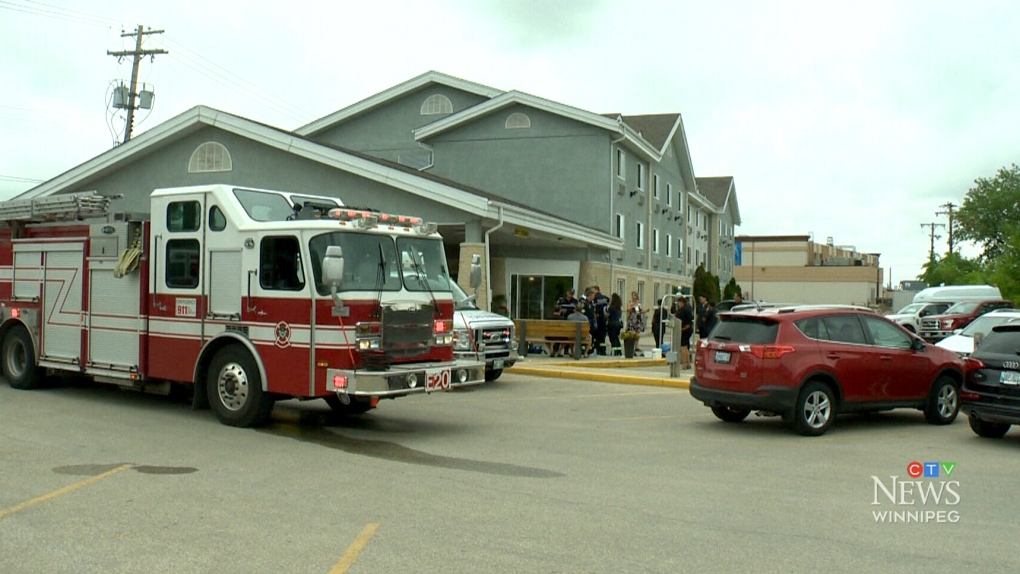 Victims of carbon monoxide leak out of hospital