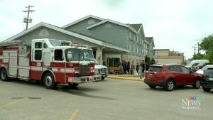 Victims of carbon monoxide leak out of hospital