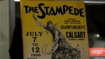 1930, Calgary, Stampede, poster