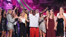 Tracy Morgan hosts ESPYS