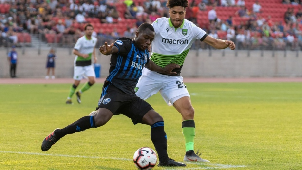 Montreal Impact earn 2-2 draw in first leg of Canadian