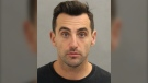 Hedley frontman Jacob Hoggard is seen in this image provided by Toronto Police Service.
