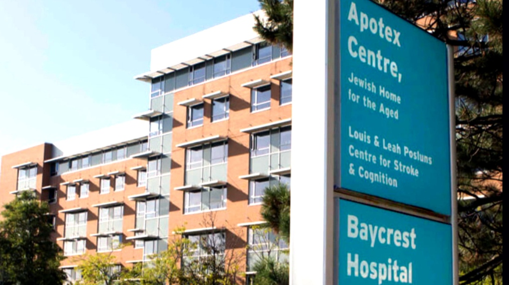 150 workers leave Toronto's Baycrest Hospital after discovery of benefits scam