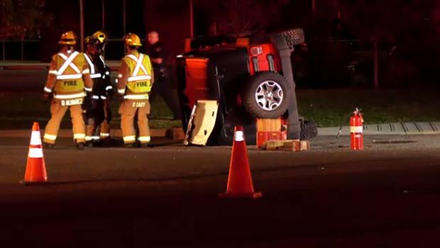 southeast Calgary crash