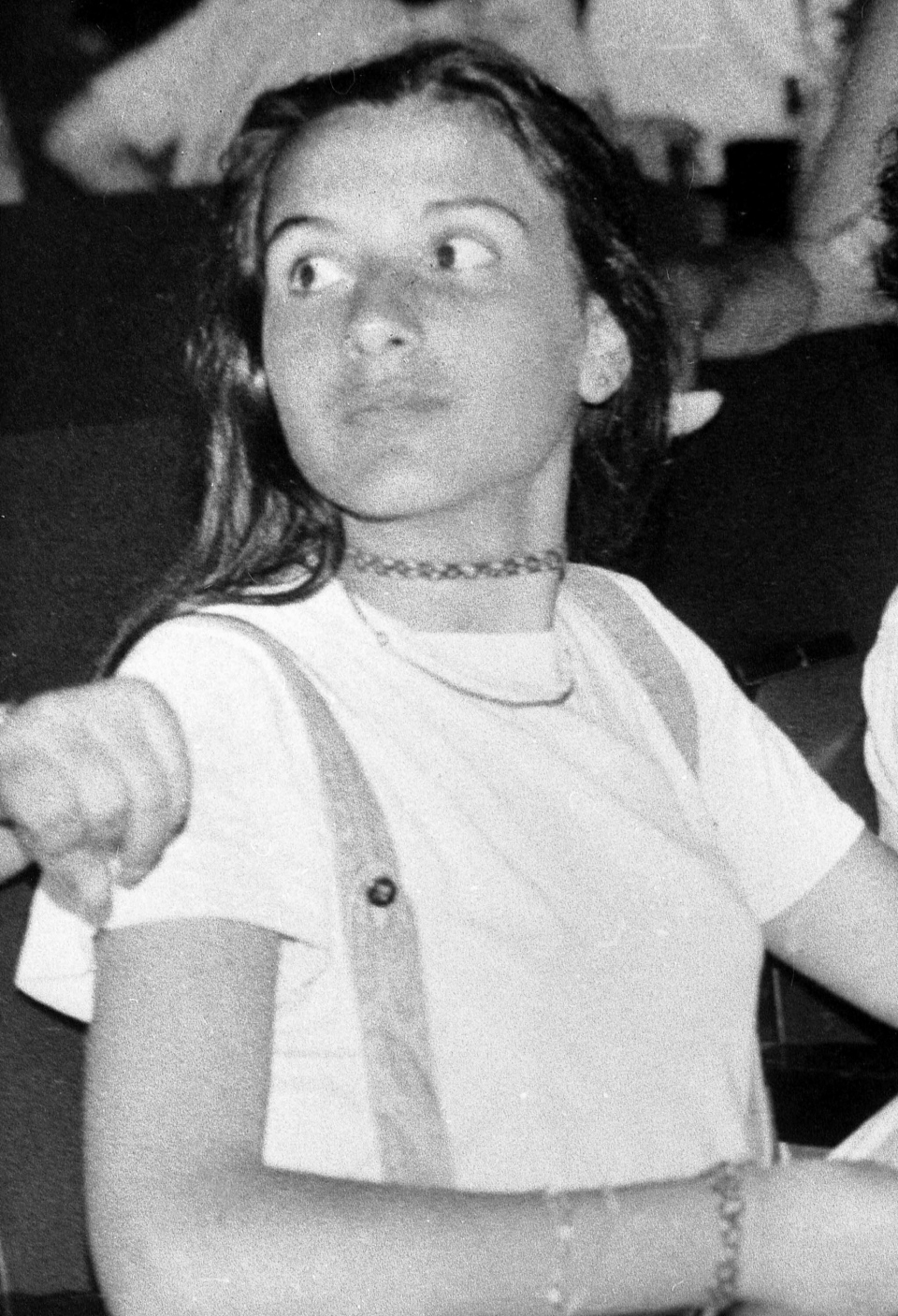 Undated picture of Italian teenager Emanuela Orlandi, the daughter of a Vatican employee, believed to have been kidnapped after a music lesson in Rome on June 22, 1983 when she was 15-years-old. (AP Photo)