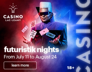 Join us for Futuristik!