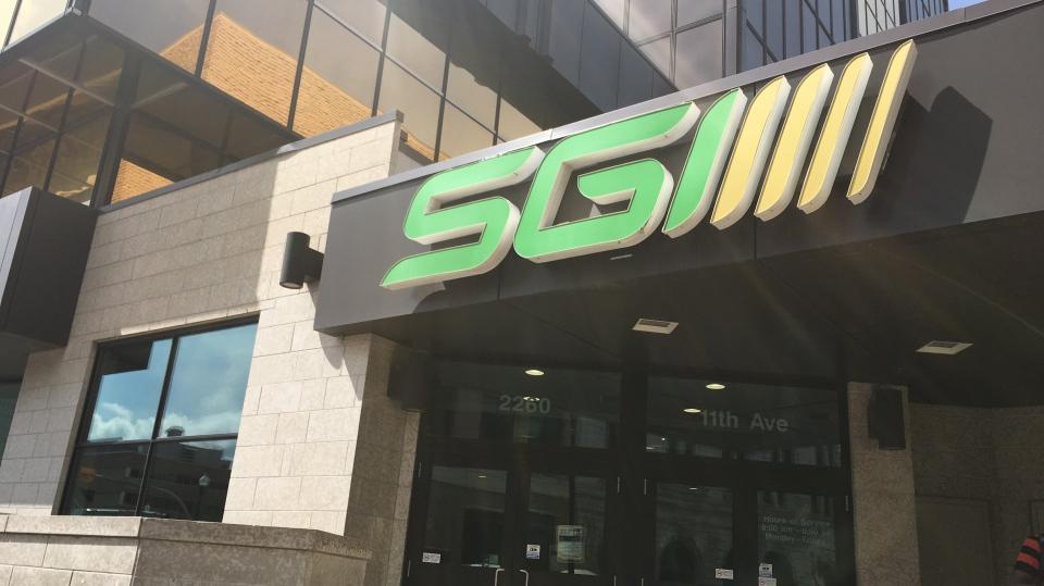 SGI Exterior