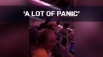 Air Canada passengers recount violent turbulence
