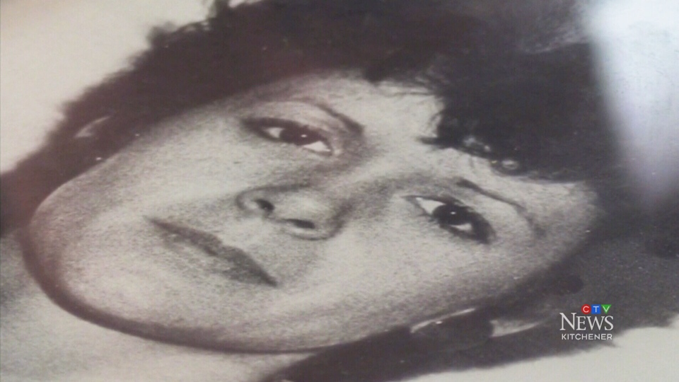 Lois Hanna, who went missing in 1988, seen in this undated file photo.