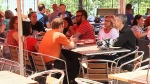 Patio business is booming