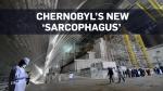 Chernobyl's dome to contain radioactive debris