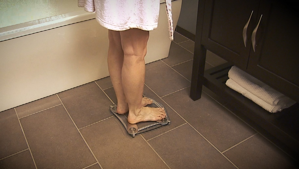 A Lethbridge woman says she achieved her weight loss goal but has been denied the money her grant program had promised