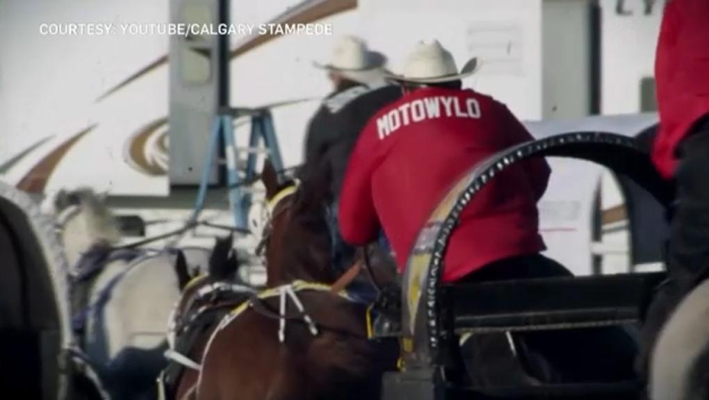 Second horse dies during 2019 Rangeland Derby | CTV News