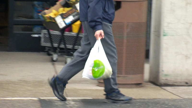 If approved, Nanaimo says it will put its plastic bag ban bylaw into effect on July 1, 2021: (CTV News)