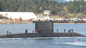 HMCS Chicoutimi fire report details injuries