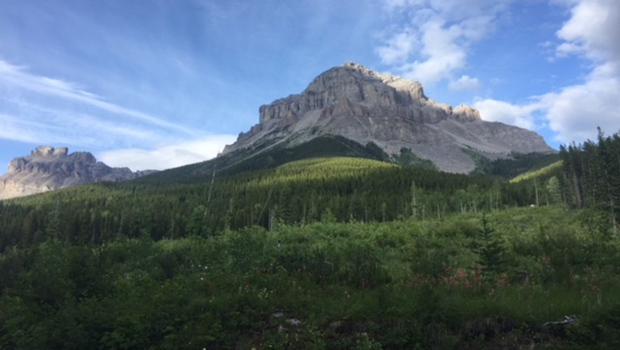 Crowsnest Mountain, Crowsnest Pass