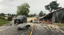tornado, Saint-Roch-de-l'Achigan