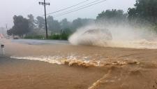 Boyertown flooding