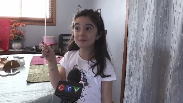 Family of Syrian refugees settles in to Sudbury
