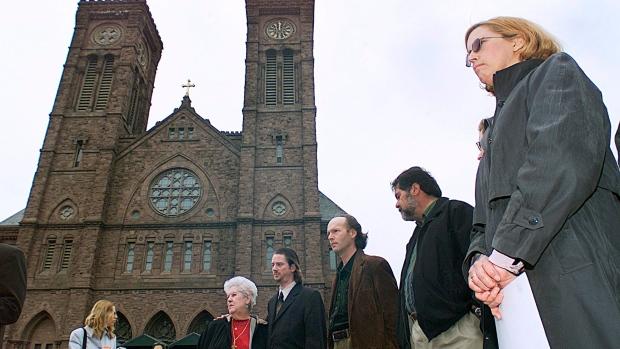 Roman Catholic church scandal