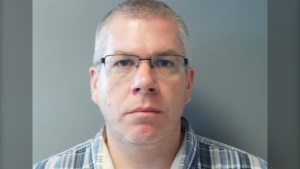 Sudbury police are warning the public that Michael Tomasik, a dangerous offender, is being reintegrated into the community. (Greater Sudbury Police Service)