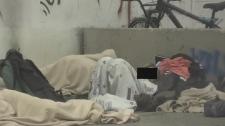 Homeless prompt concerns for safe injection site