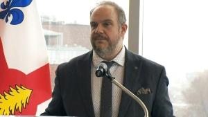 CTV Montreal: Dorais busted speeding