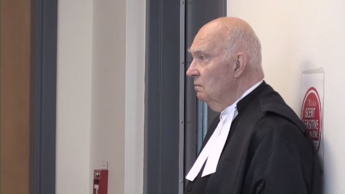 Defence lawyer David Bright is representing John Collyer, the former Bridgewater police chief who is facing charges of sexual assault and sexual exploitation of a then-17-year-old girl in 2016.