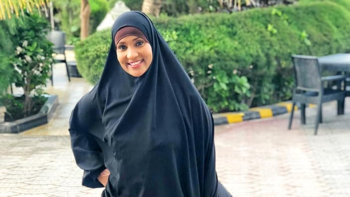 Hodan Nalayeh, a Somali-Canadian journalist killed in a hotel attack, is seen here. (Source: Hodan Nalayeh)