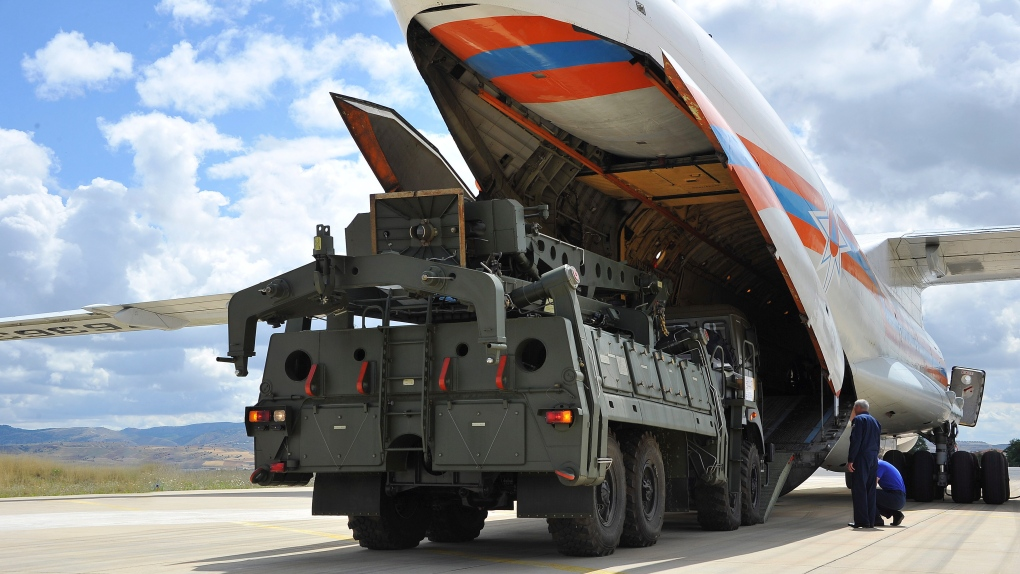 turkey missile defence