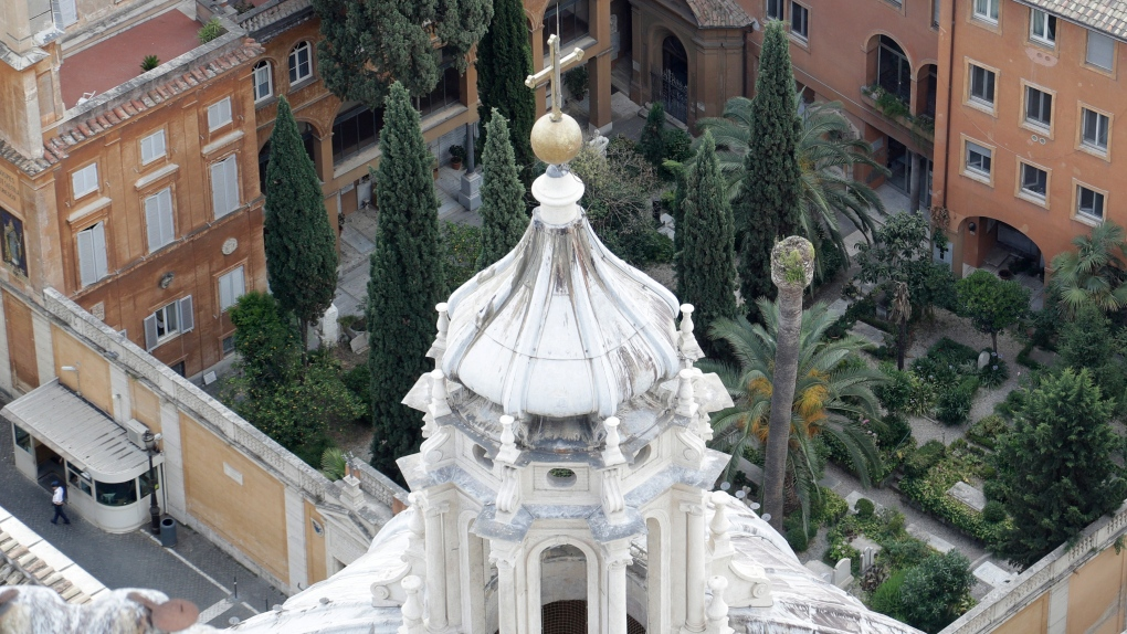 Vatican mystery over missing girl deepens; 2 ossuaries found