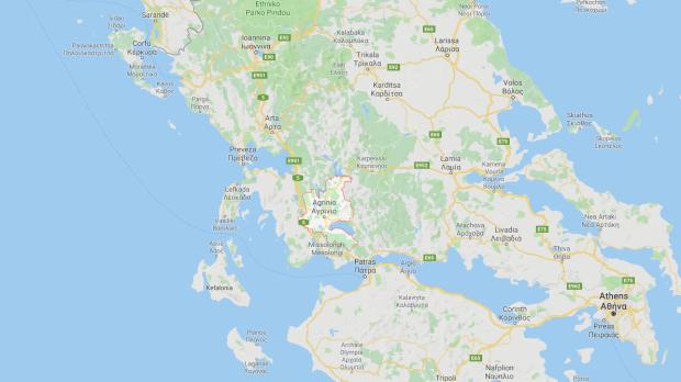 Greek earthquake