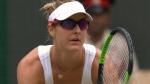 Dabrowski awaiting Wimbledon women's doubles final