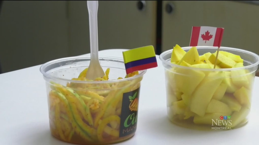 Spicy, salty Oui Mango hopes to grab Montreal by the taste buds