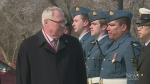 Saskatchewan's Lieutenant Governor, W. Thomas Moll
