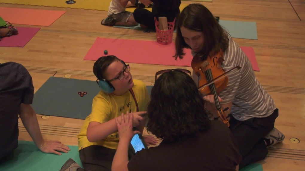 Vancouver Symphony Orchestra launches program for kids with autism