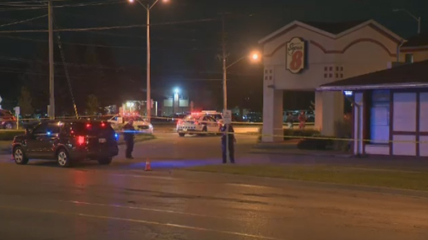 Teenage Toronto girl shot and seriously injured at Guelph motel
