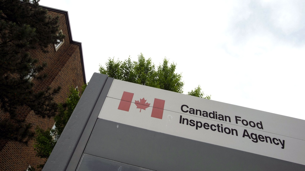 Canadian inspectors flagged 900 food items from China over two years
