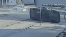 Winnipeg Police cruiser crashed into minivan