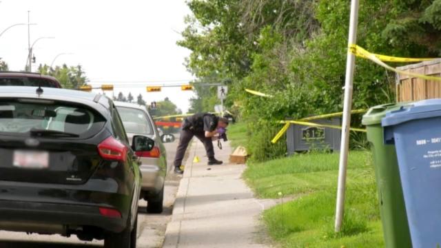 Southeast Calgary assault