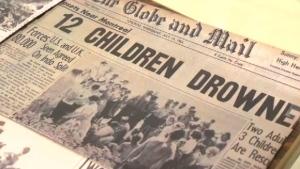 1954 drown