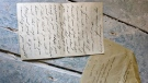 CTV National News: Long-lost love letter found
