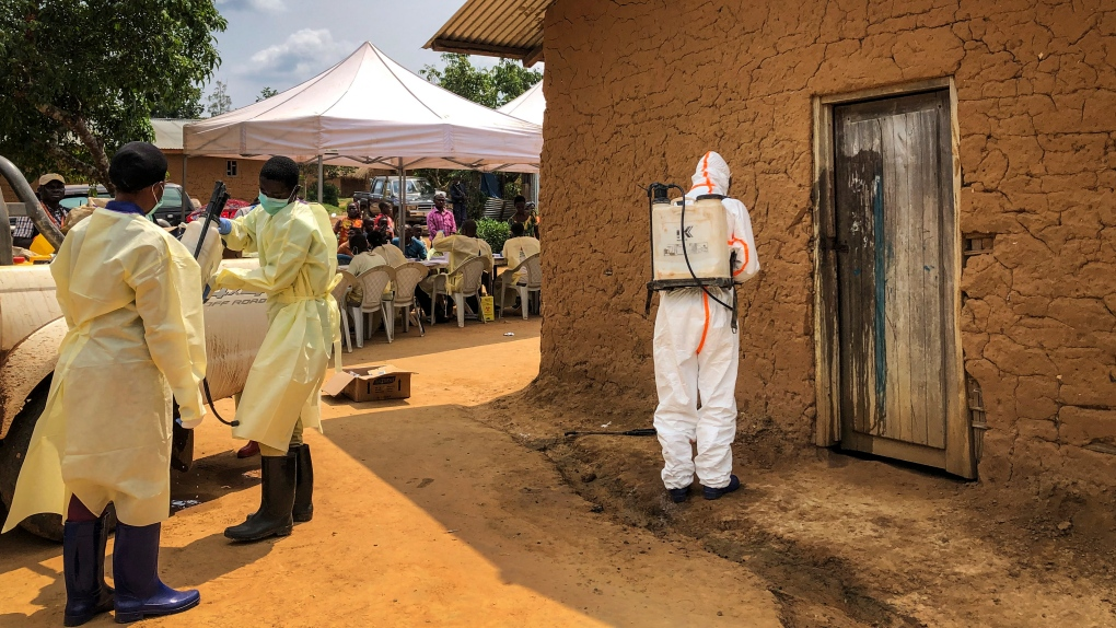 UN health agency calls emergency meeting on Ebola outbreak