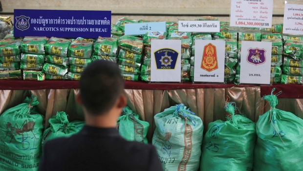 Thai drugs
