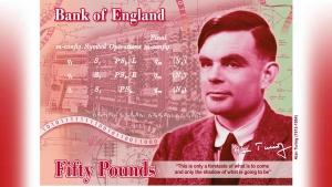 Turing banknote